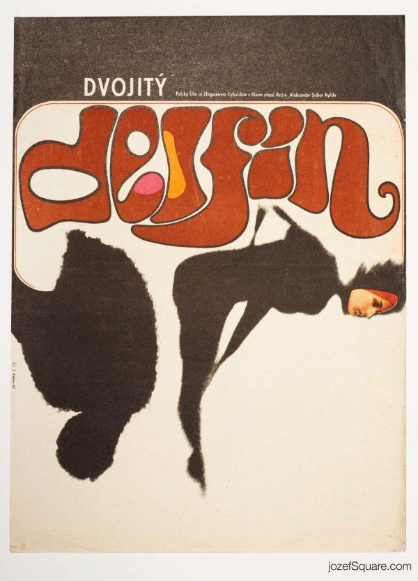 Mexico Tomorrow Movie Poster, 60s Poster Art