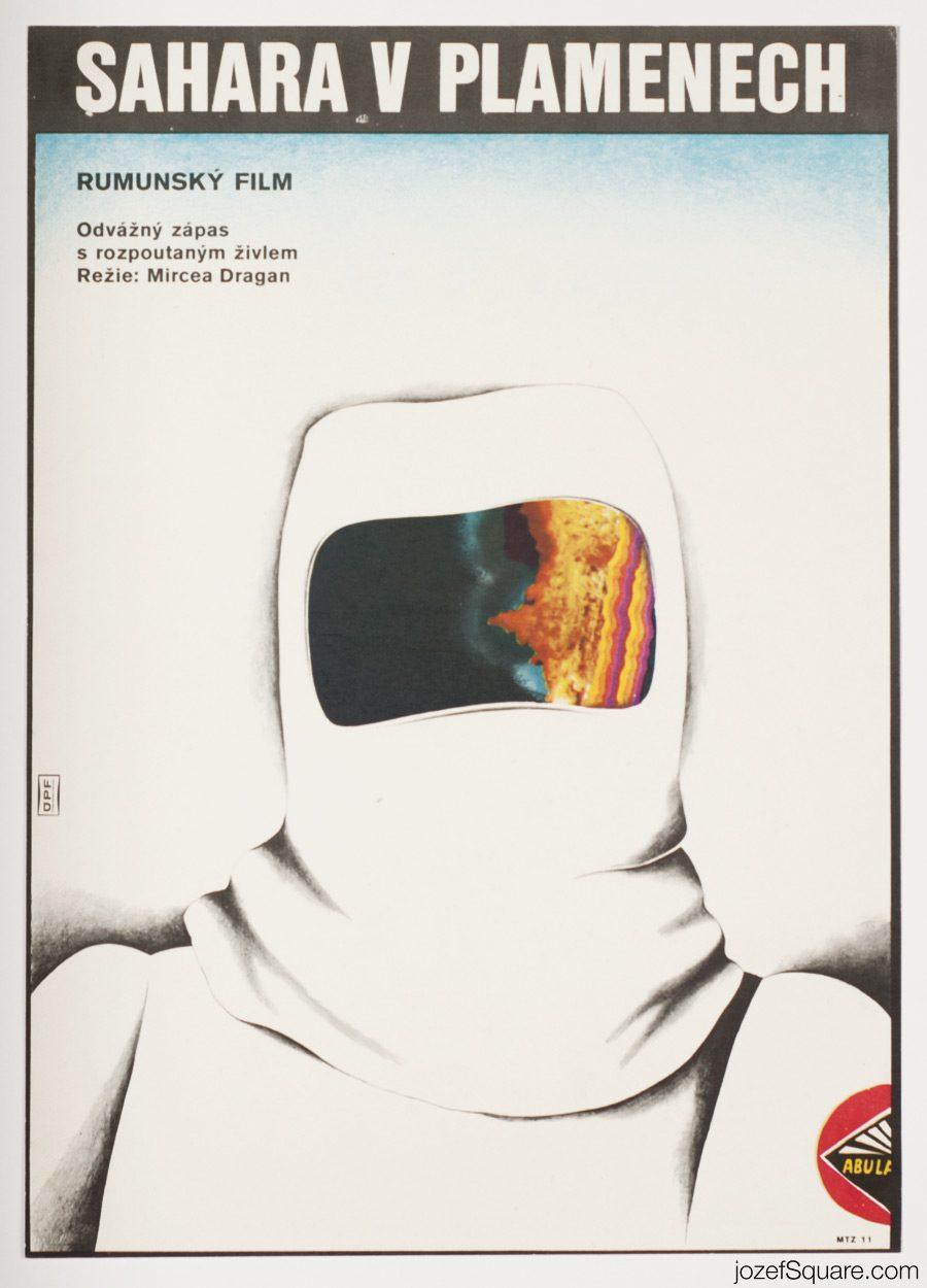 The Billion Dollar Fire Movie Poster