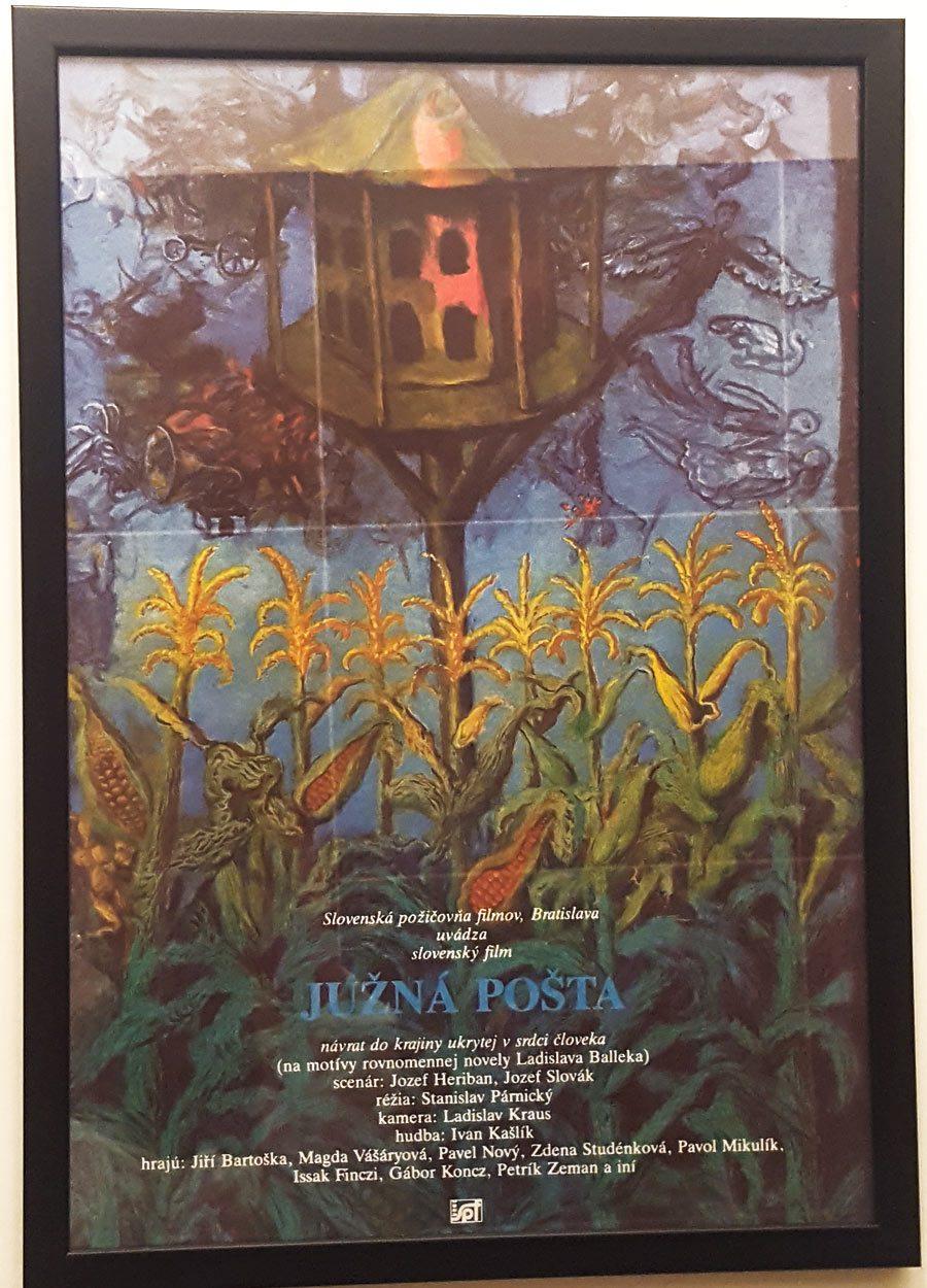 Illustrated Movie Poster, Peter Klucik