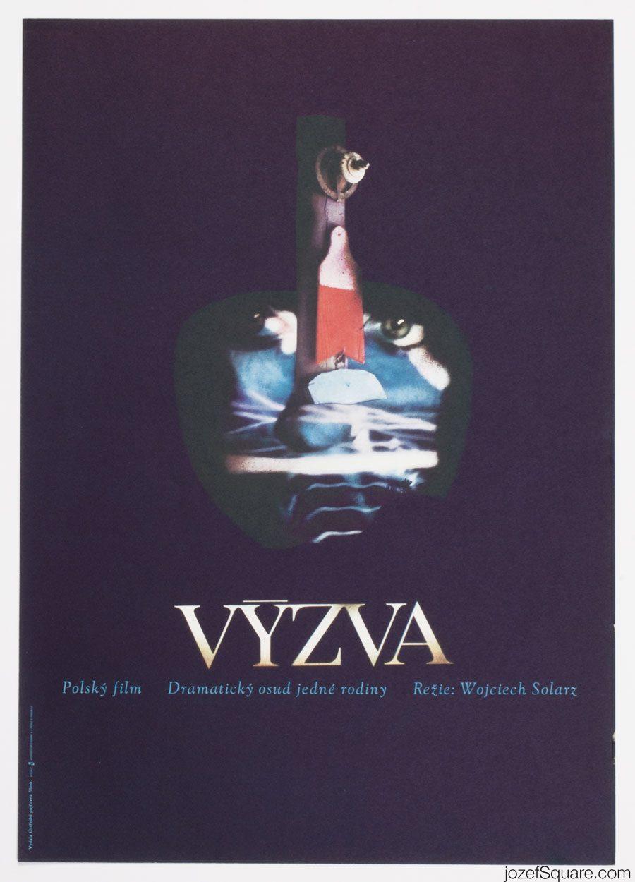 Surreal Movie Poster, The Call, Josef Vyletal