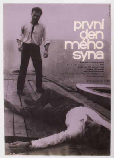 Movie Poster, Chance Meeting, 60s Cinema Art