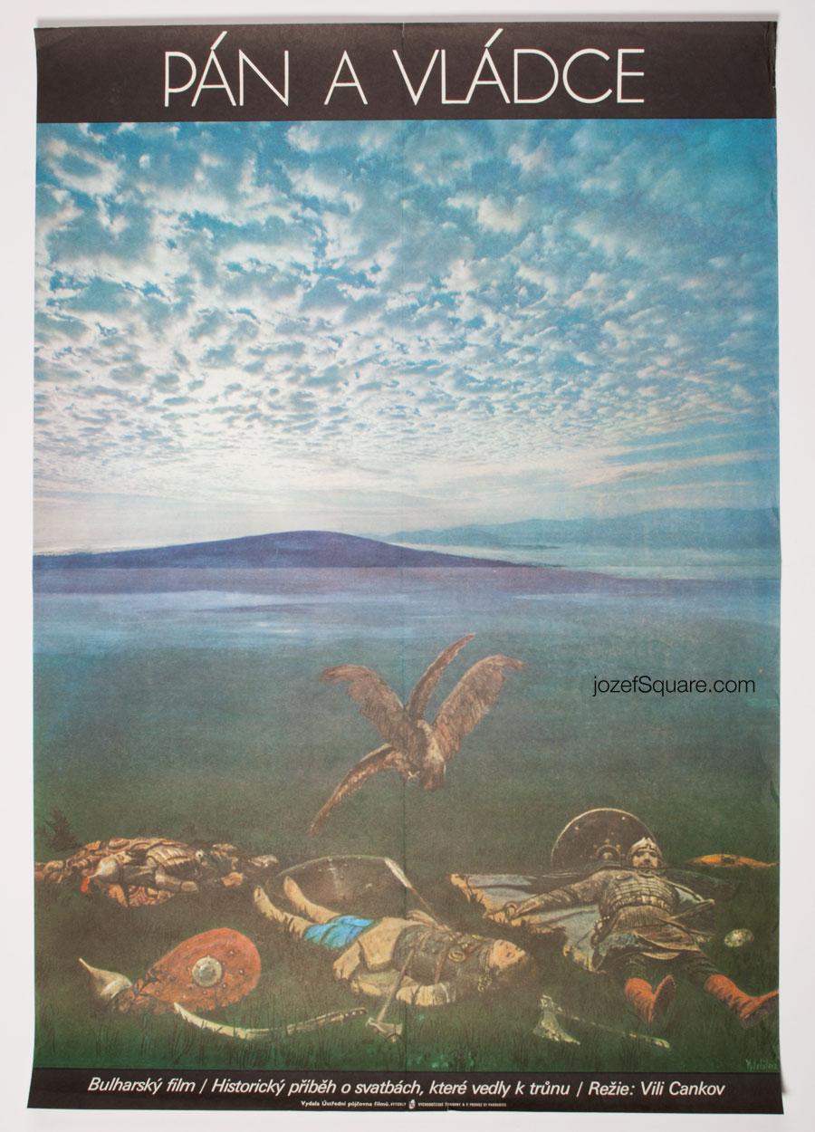 Movie Poster, The Weddings of King Ioan Assen, Josef Vyletal