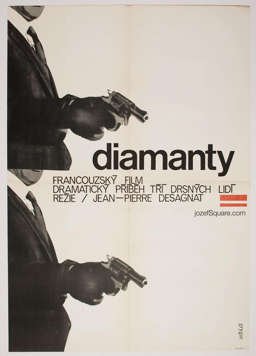 Movie Poster, The Strangers, Milan Grygar