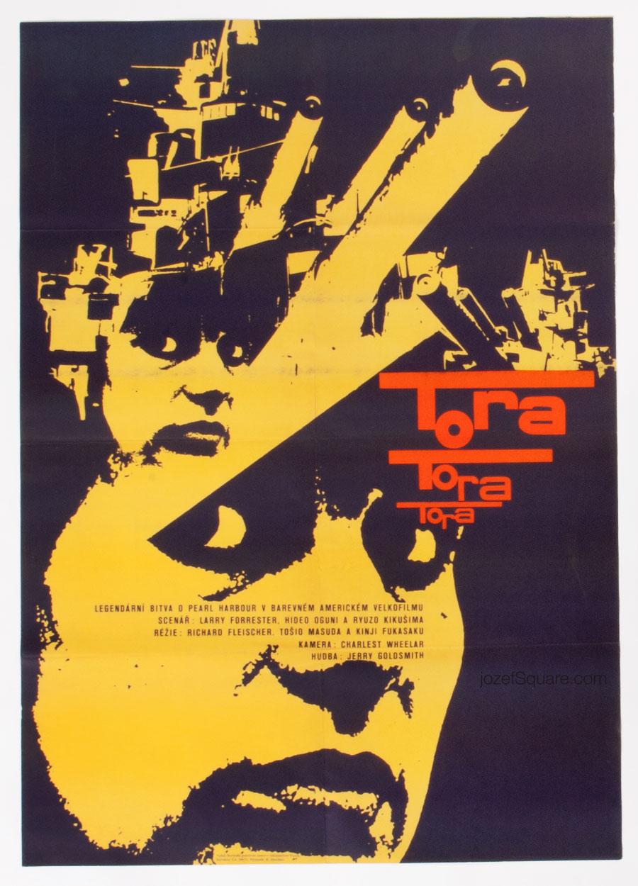 Movie Poster, Tora! Tora! Tora!, Rudolf Altrichter