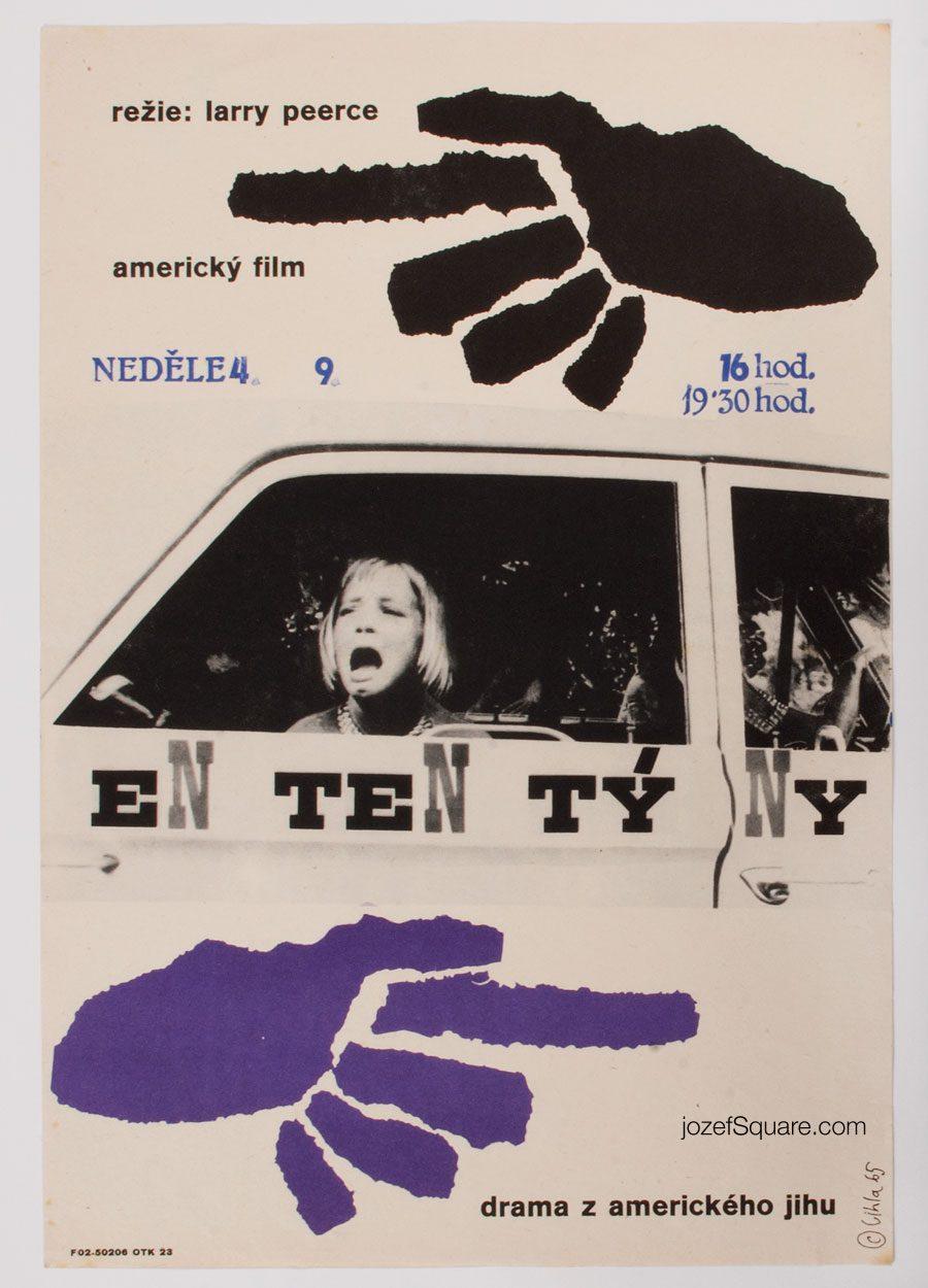 One Potato, Two Potato Movie Poster, 60s Cinema Art