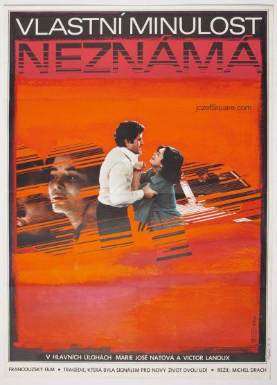 Movie Poster, Replay, 70s Cinema Art