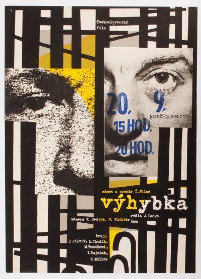 Movie Poster, Turnout, 60s Cinema Art