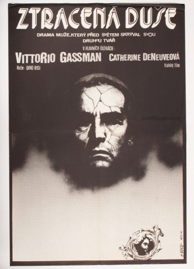 Movie Poster, The Forbidden Room, Vittorio Gassman