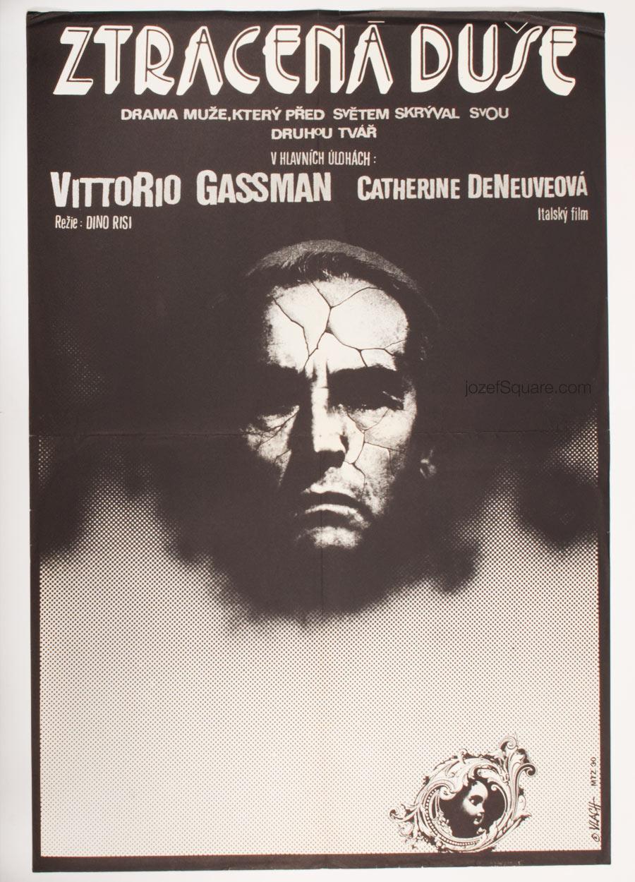 Anima Persa 1977 movie poster - the forbidden room, zdeněk vlach, 1981