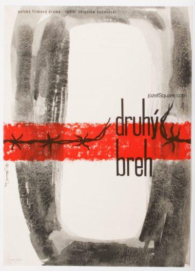 Movie Poster, Another Shore, Jiri Janecek