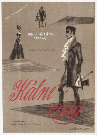 Movie Poster, The Opportunists, Zdenka Krejcova