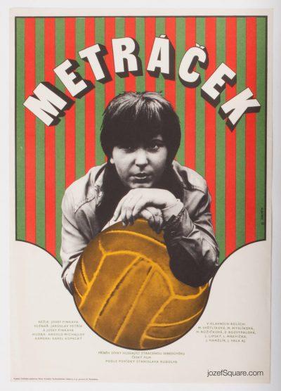 Movie Poster, Little Fatty, 70s Cinema Art