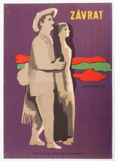 Movie Poster, Forever Yours, Jaroslav Zelenka