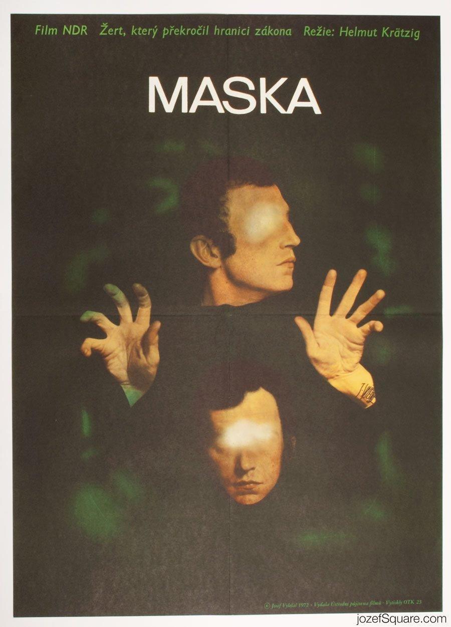 Movie Poster, The Mask, Josef Vyletal