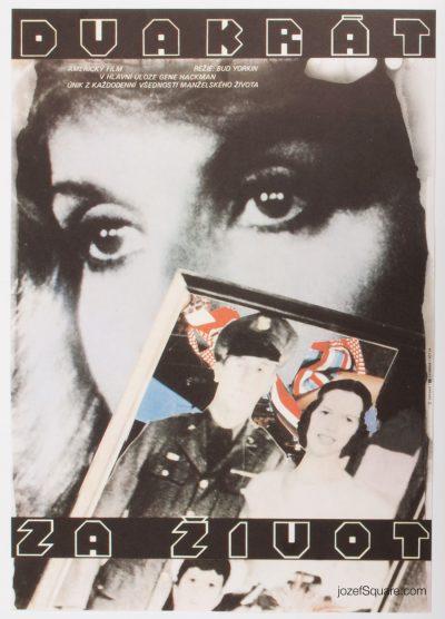 Movie Poster, Twice in a Lifetime, Milan Grygar