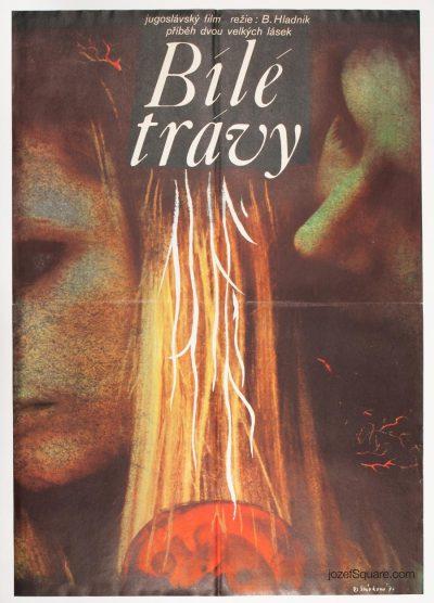 Movie Poster, White Grass, Olga Starkova