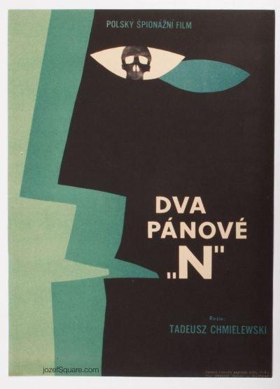 Movie Poster, Two Gentlemen N, Vaclav Kasik