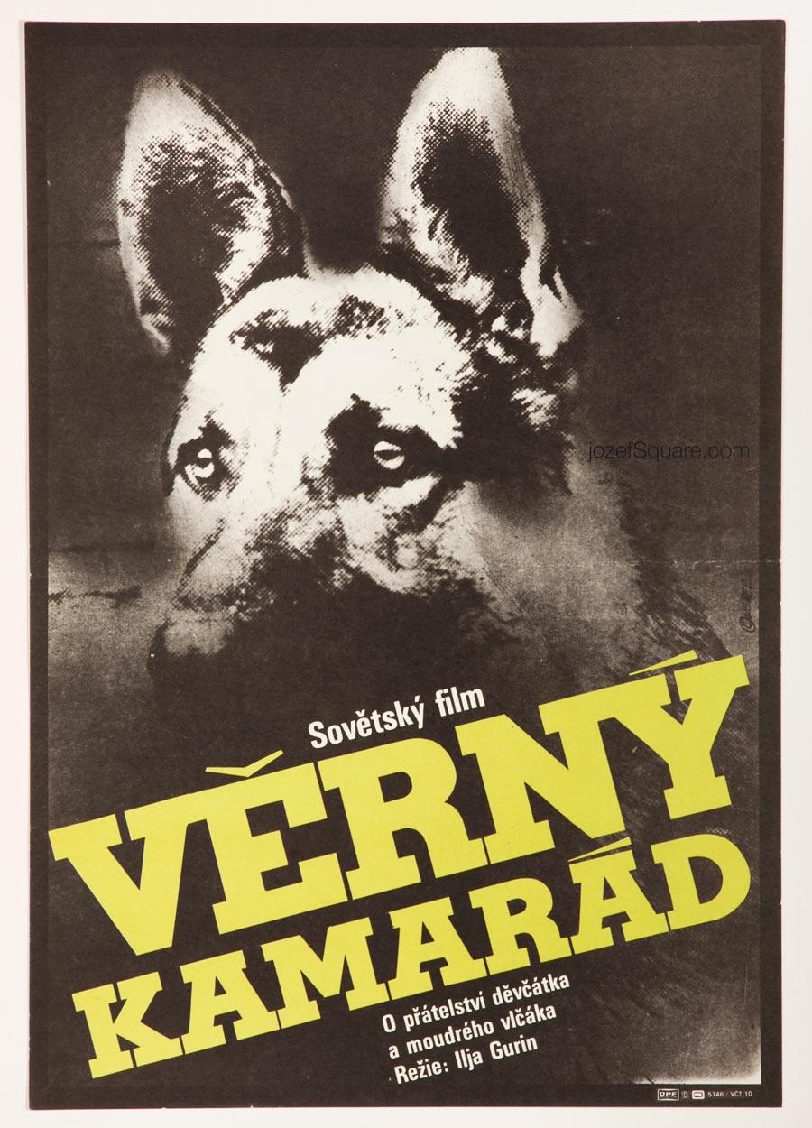 Movie Poster, Your Paw, Pal, Zdenek Vlach
