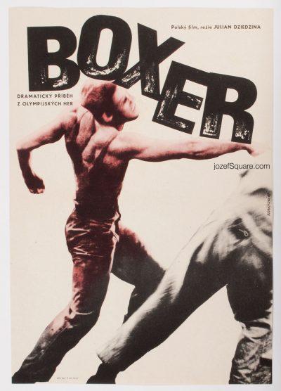 Movie Poster, Boxer, Eva Galova-Vodrazkova
