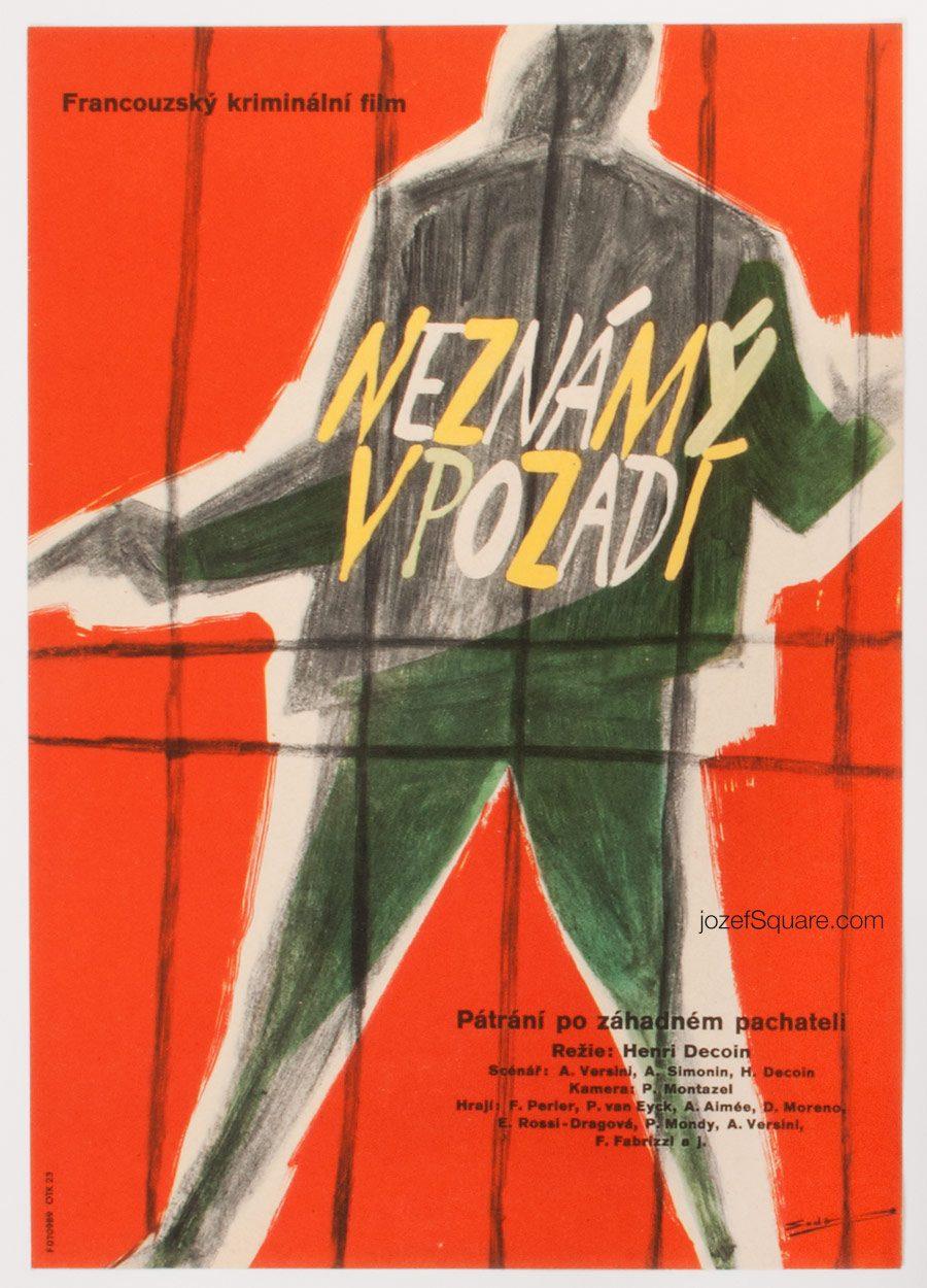 Movie Poster, Everybody Wants to Kill Me, Frantisek Sodoma