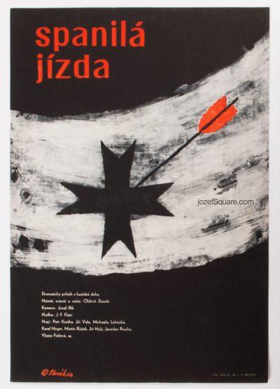 Movie Poster, The Nurnberg Campaign, Jaroslav Slovak
