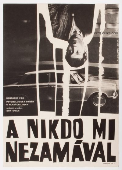 Movie Poster, Nobody Waved Goodbye, Josef Nalepa