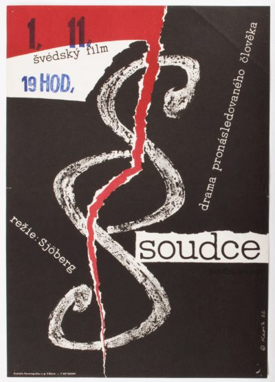 Movie Poster, The Judge, Vaclav Kasik