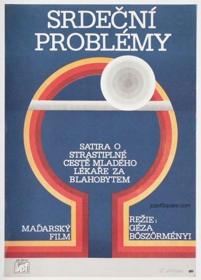 Movie Poster, Heart Tremors, Amtmann