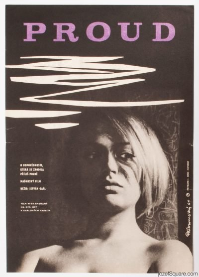 Movie Poster, Twisting, Jaroslav Pribramsky