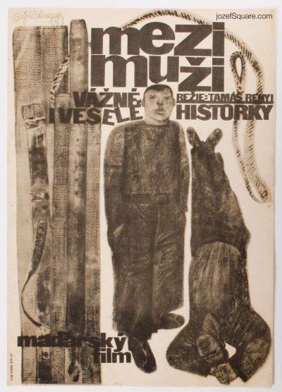 Movie Poster, Tales of a Long Journey, Jiri Salamoun