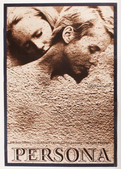 Movie Poster, Persona, Miroslav Nemecek, Jaroslav Osecky