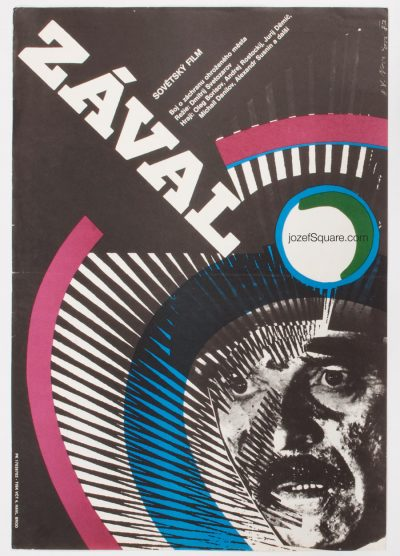 Movie Poster, Breakthrough, Vera Novakova
