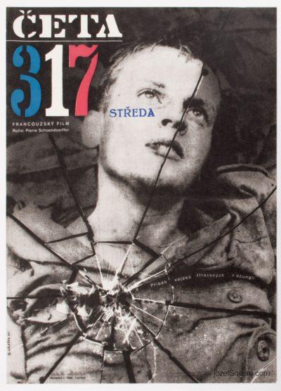 Movie Poster - The 317th Platoon, Frantisek Zálesak