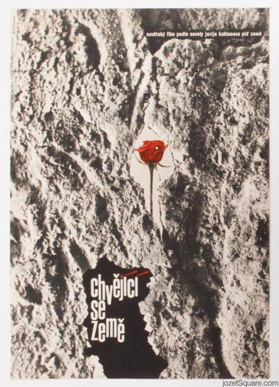 Movie Poster, Patch Of Land, Jiri Svoboda
