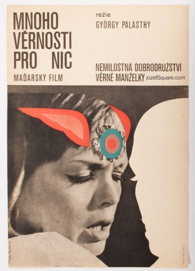 Movie Poster, Faithful for Nothing, Stanislav Vajce