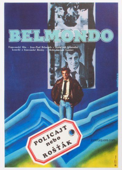 Movie Poster, Cop or Hood, Dimitrij Kadrnozka