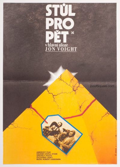 Movie Poster, Table for Five, Jan Jiskra