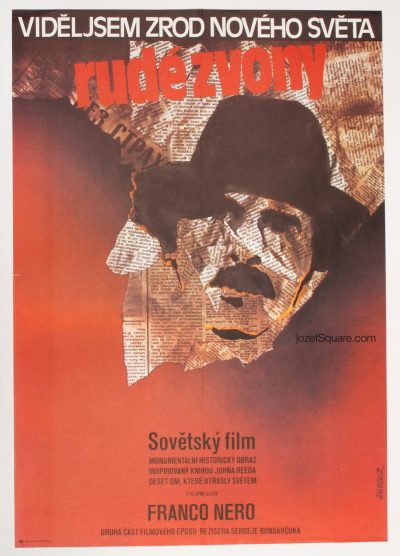 Movie Poster, The Red Bells, Jan Weber
