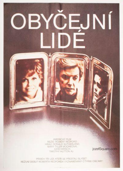 Movie Poster, Ordinary People, Vratislav Sevcik