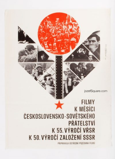 Films for Month of Czechoslovak - Soviet Friendship, Alena Hubickova