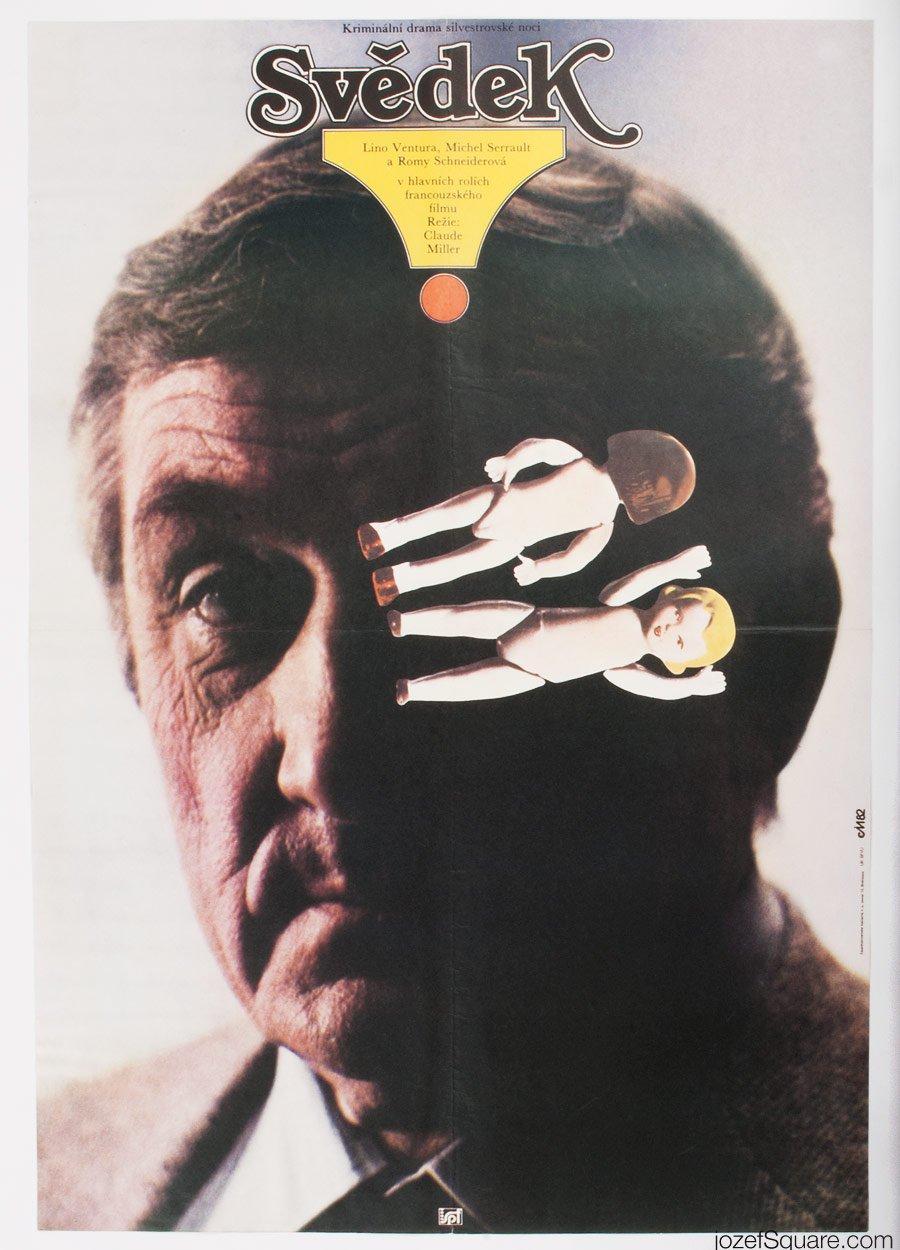 Movie Poster, Under Suspicion, Jan Meisner