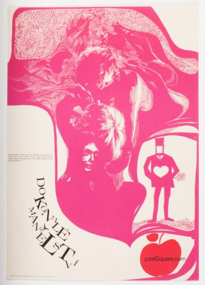Movie Poster, Intimate Desires of Women, Rudolf Altrichter