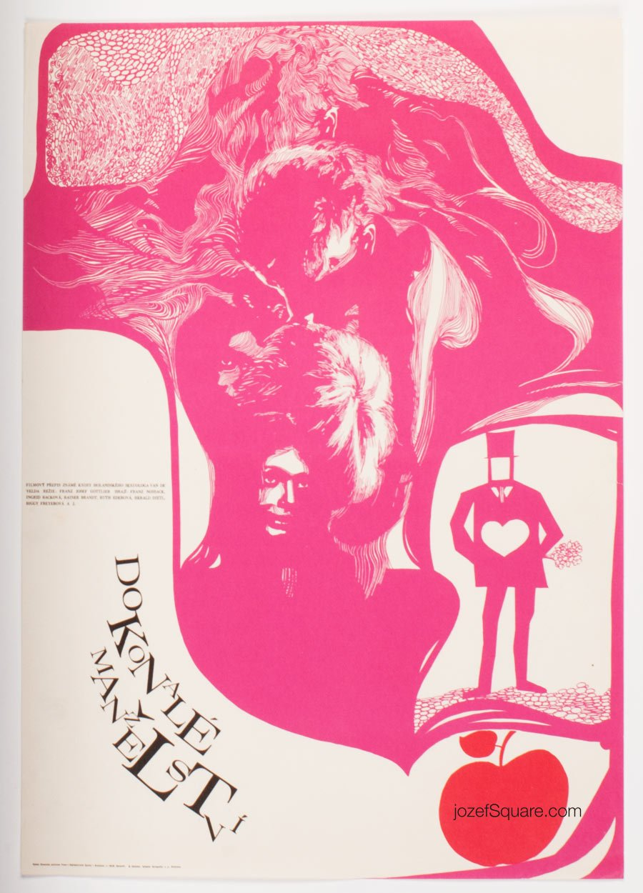 Movie Poster, Intimate Desires of Women, Rudolf Altrichter