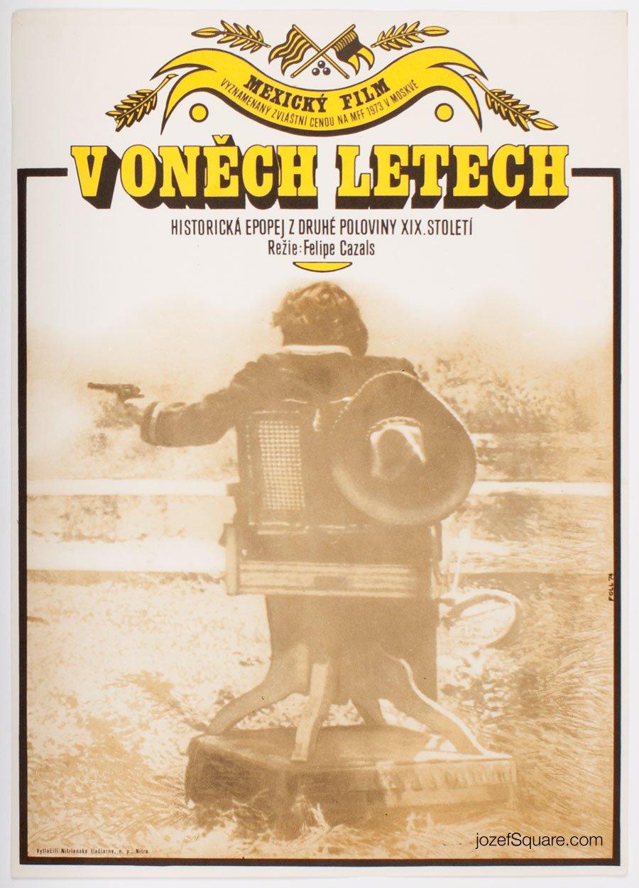 Movie Poster, Those Years, Dobroslav Foll