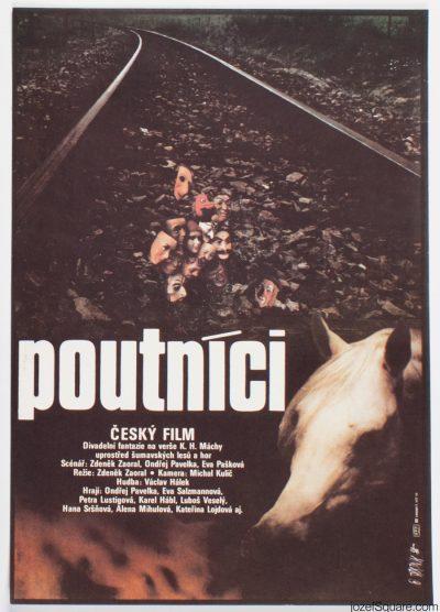 Movie Poster, Pilgrims, Martin Dyrynk