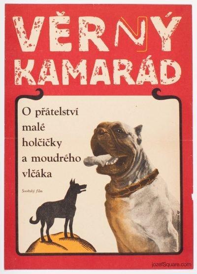 Movie Poster, Your Paw, Pal, Eva Galova-Vodrazkova