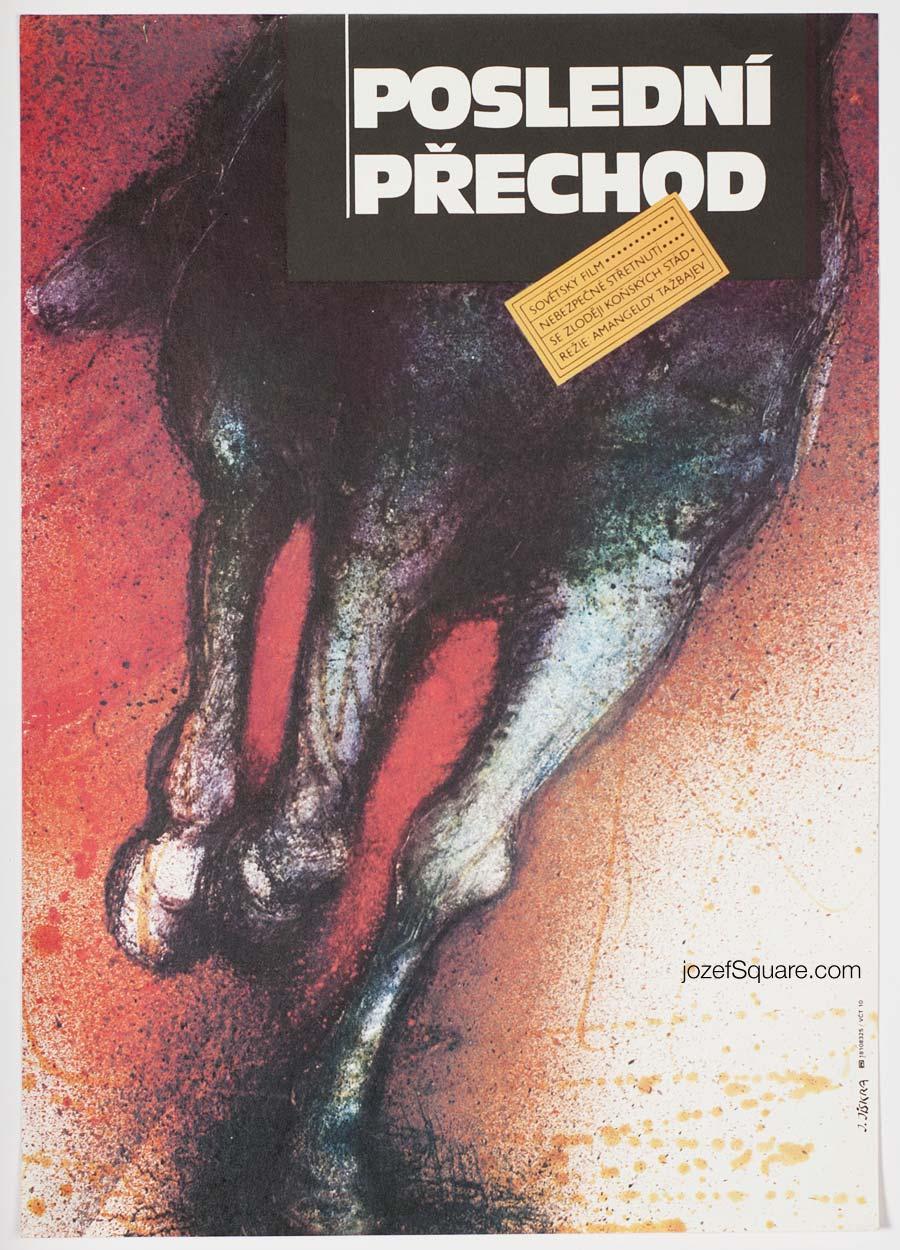 Movie Poster, Last Passage, Jan Jiskra