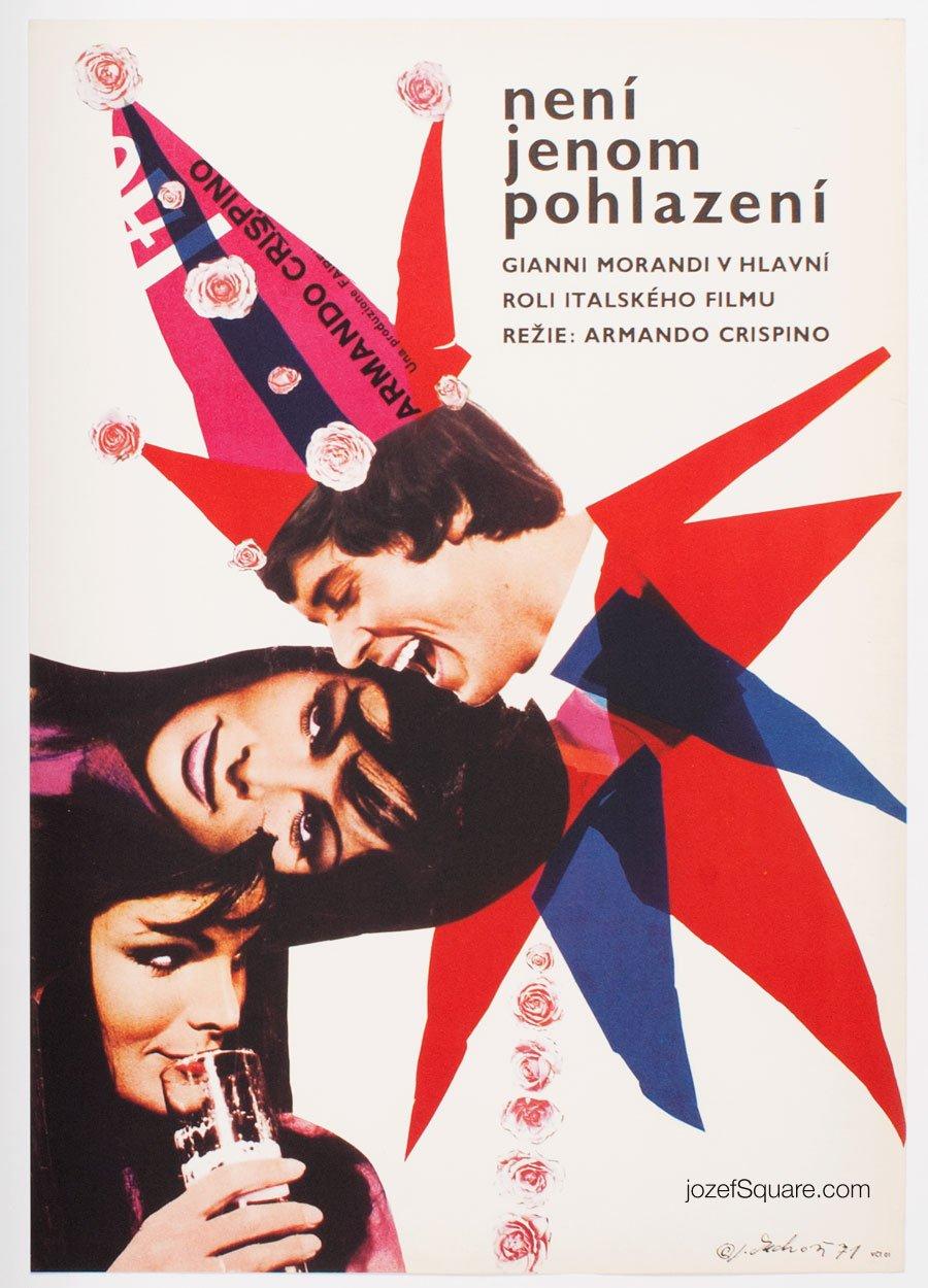 Movie Poster, Slap Happy, Josef Duchon