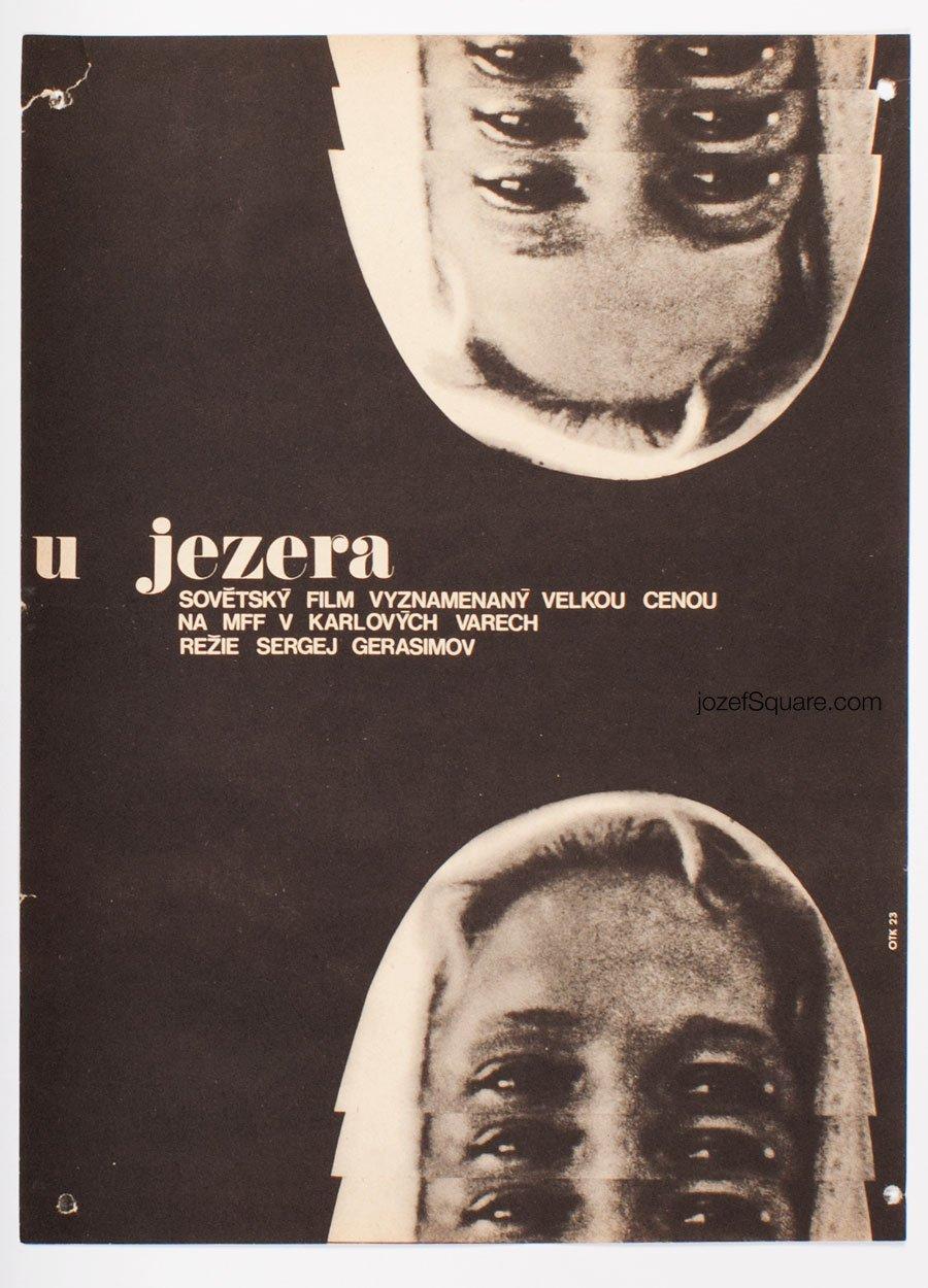 Movie Poster, By the Lake, Milan Grygar