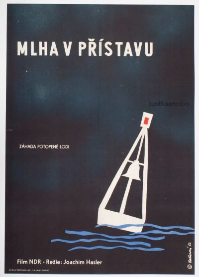Movie Poster, Fog, Milena Kadlecova